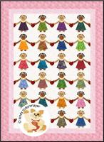 Friends Care Quilt Pattern FCP-016