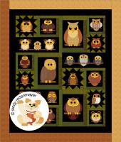 Whoo Knows Quilt Pattern FCP-026