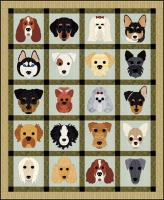 Dog Days Quilt Pattern FCP-030
