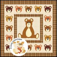 Big Bear Quilt Pattern FCP-031