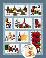 Gnome for the Holidays Quilt Pattern FCP-057