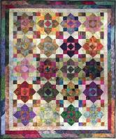 Junk to Jems Quilt Pattern FHD-106