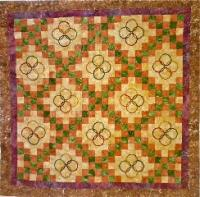 Rounds of Riley Quilt Pattern FHD-107