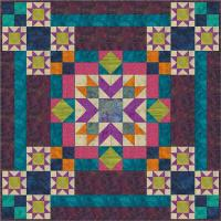 Star Struck Quilt Pattern FHD-111