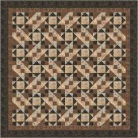 Woven in Stone Quilt Pattern FHD-116