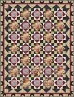 Simply Serene Quilt Pattern FHD-134