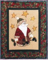 Festive Fellow Pattern FRD-1007