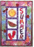 Sunny Days of Summer Quilt Pattern FRD-1117