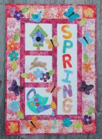 It's a Spring Thing Quilt Pattern FRD-1120