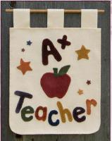 A+ Teacher Pattern FRD-1205