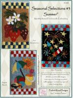 Seasonal Selections -Summer Pattern FRD-1318