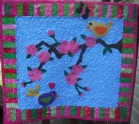 Love Blossoms Quilt Pattern FREE-024e