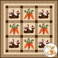 Bunny Dreams Quilt Pattern FREE-028e