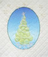 Christmas Snow Wall Hanging Pattern GGA-1302