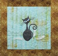 9 Lives Plus 3 November Quilt Pattern GGA-K13