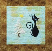 9 Lives Plus 3 December Quilt Pattern GGA-L13