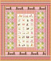 Sugar & Spice Quilt Set Pattern GTD-114