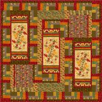 Tropical Twilight Quilt Pattern GTD-118
