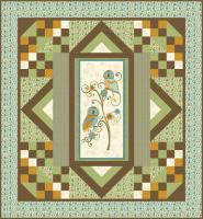 I Love Owls! Quilt Pattern GTD-126