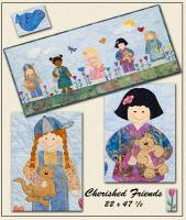 Cherished Friends Pattern HBH-110