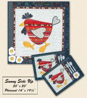 Sunny Side Up Pattern HBH-126