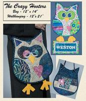 The Hipster Hootie Bag Pattern HBH-403