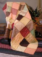 Quick Snuggles Quilt Pattern HHQ-7314