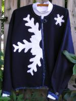 Snowflakes Pattern HHQ-7315