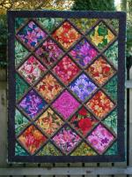 Tuesday Garden Club Quilt Pattern HHQ-7319
