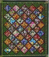 Terry's Flower Bed Pattern HHQ-7326