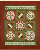 Blessing Lap Throw Pattern HHQ-7344