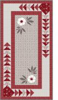 Garden Path Runner Pattern HHQ-7384