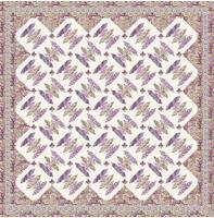Woven King Quilt Pattern HHQ-7425