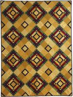 Treasure Chest Quilt Pattern HMD-103
