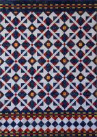Folk Dance Quilt Pattern HMD-107