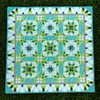 Shooting Stars Quilt Pattern HMD-119
