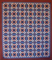 Woven Ribbons Quilt Pattern HQ-208