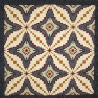 Desert Diamonds Quilt Pattern HQ-219