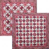 Diamond Delight Quilt Pattern HQ-223