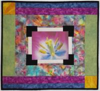 Virgo Photo Quilt Art Pattern JMD-101