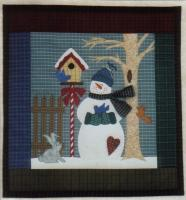 Winter Neighbors Quilt Pattern JMI-201