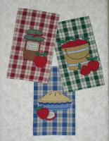 Apple-icious Quilt Pattern JMI-217