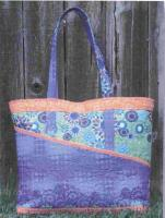 Ultimate Travel Tote Pattern KQD-109