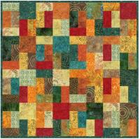 California Dreaming Quilt Pattern LLD-006
