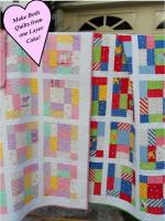 Sleep Tight Sweet and Bright Quilt Pattern LLD-017