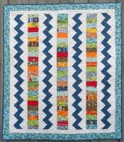 Coin Collector Quilt Pattern LLD-064