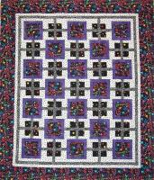 Let's Celebrate Quilt Pattern LOB-110