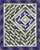 Into The Amazon Quilt Pattern LOB-128