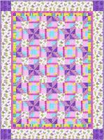 Sun Kissed Quilt Pattern LOB-129