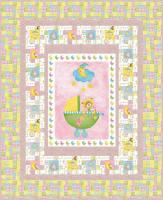 Teddy Bear Twist Quilt Pattern LOB-130